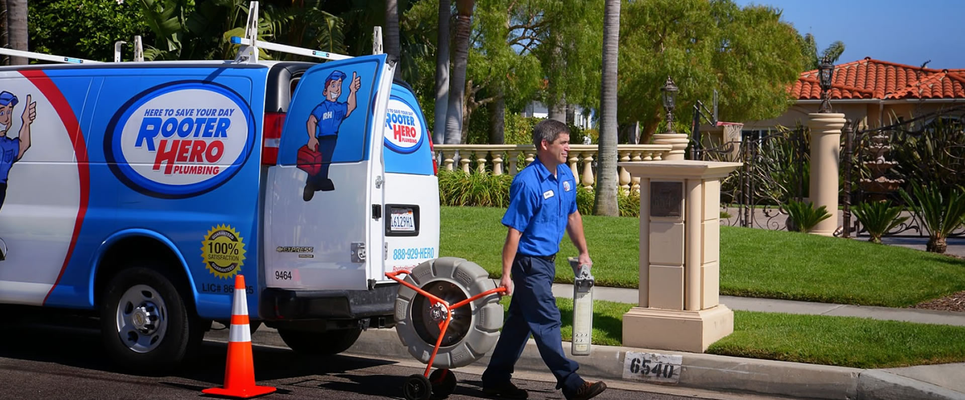 Drain Cleaning in Glendale
