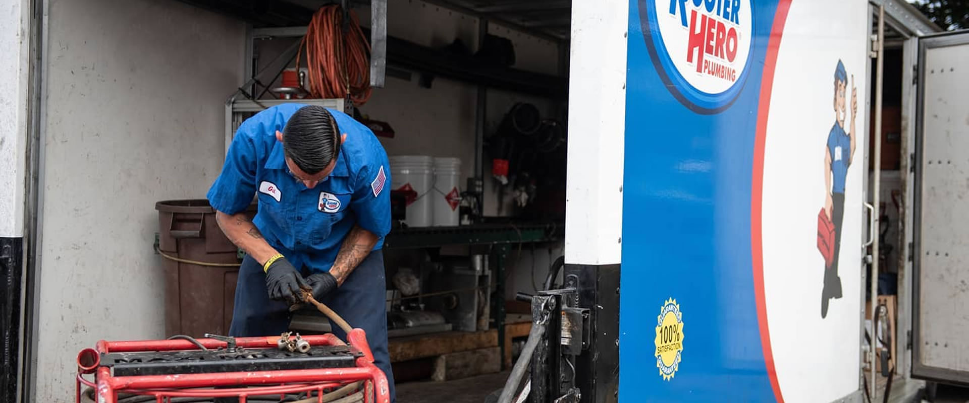 Drain Cleaning in Placentia
