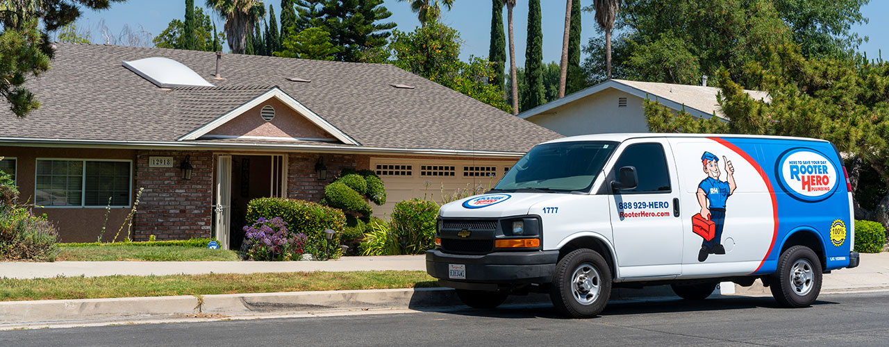 Drain Cleaning in Carson