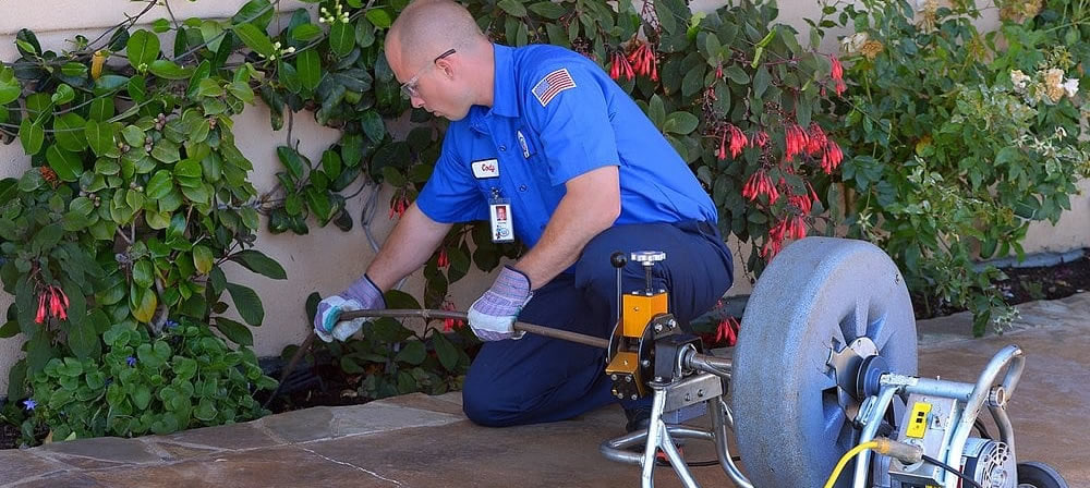 Drain Cleaning in Granite Bay