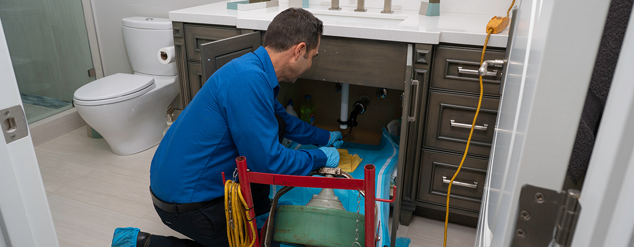Drain Cleaning in Clairemont