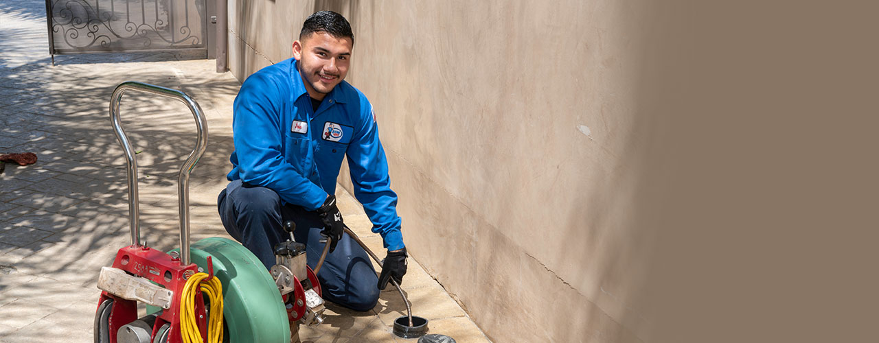 Drain Cleaning in Downey