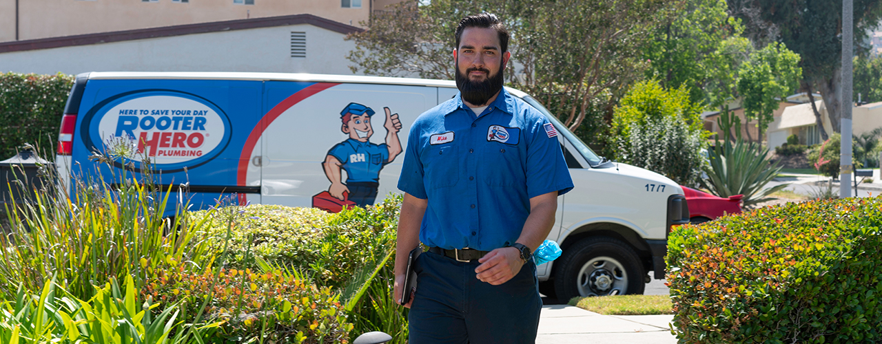 Drain Cleaning in Seal Beach