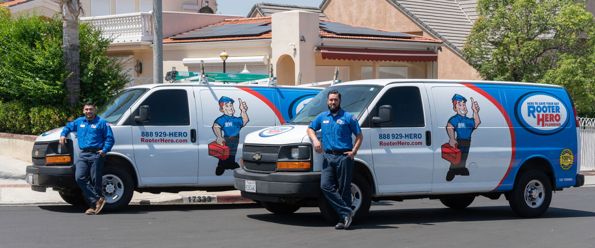 Drain Cleaning in Los Alamitos