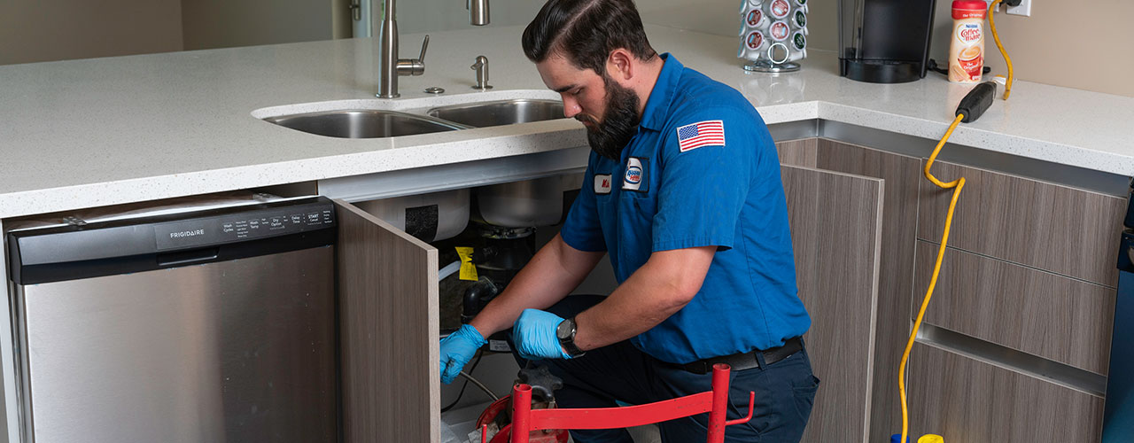 Drain Cleaning in Rossmoor