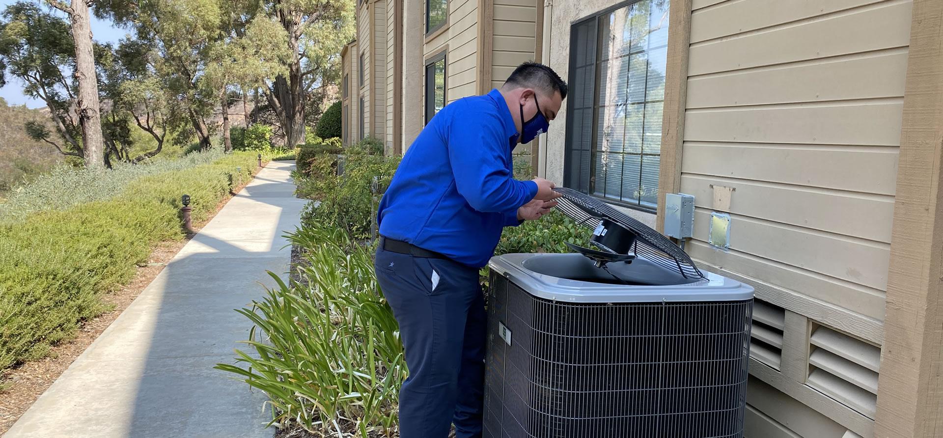 Heating Repair in La Jolla
