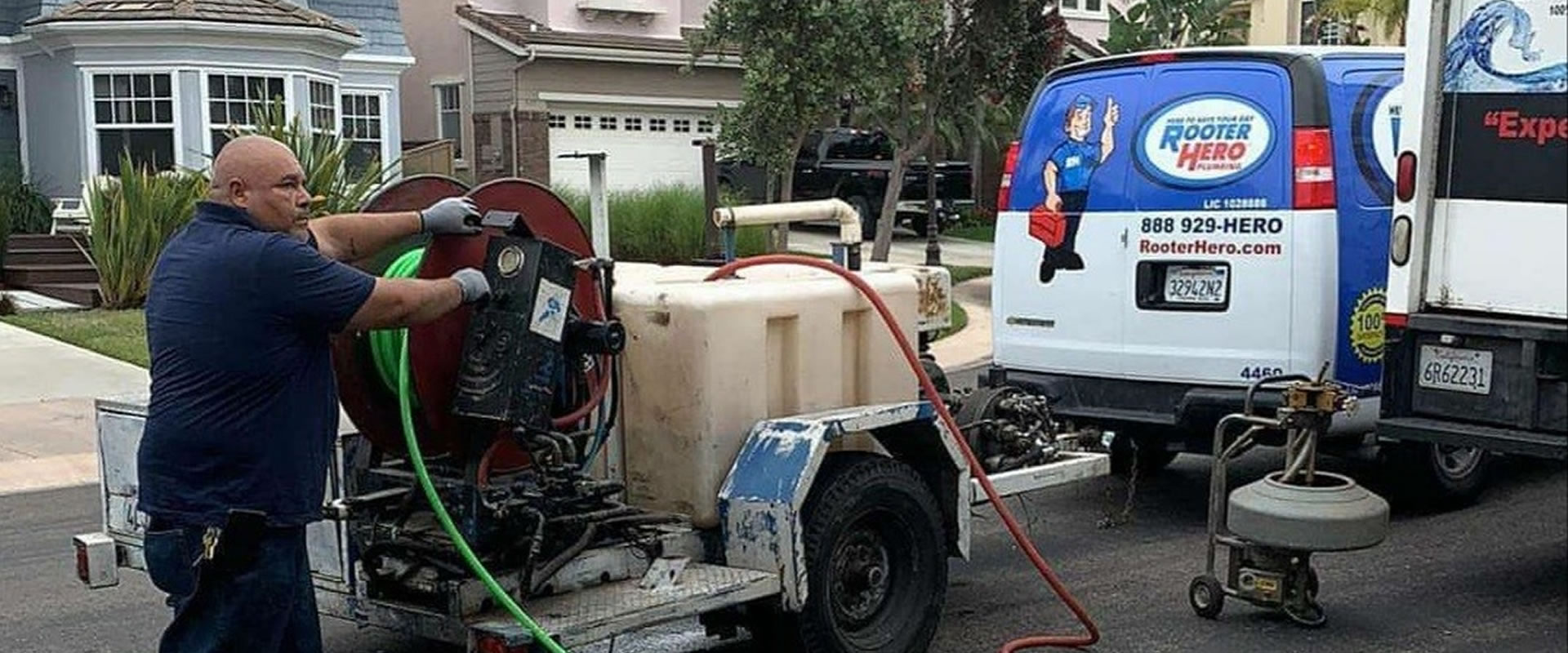Drain Cleaning in Morgan Hill