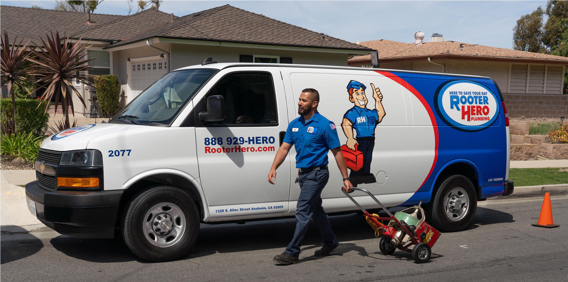 Trenchless Sewer Repair in Chino Hills, CA