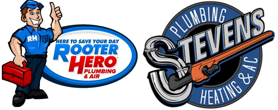 Stevens Plumbing Is Now Rooter Hero Plumbing & Air