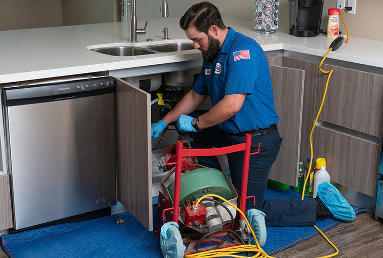 Gas Leak Repair and Re-Piping Services