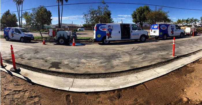 Sewer Line Inspection & Replacement
