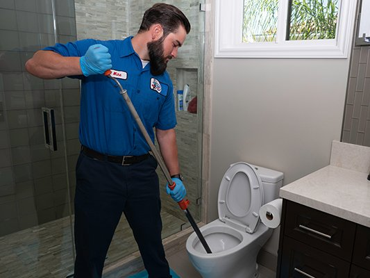 Drain Cleaning in Orange Park Acres