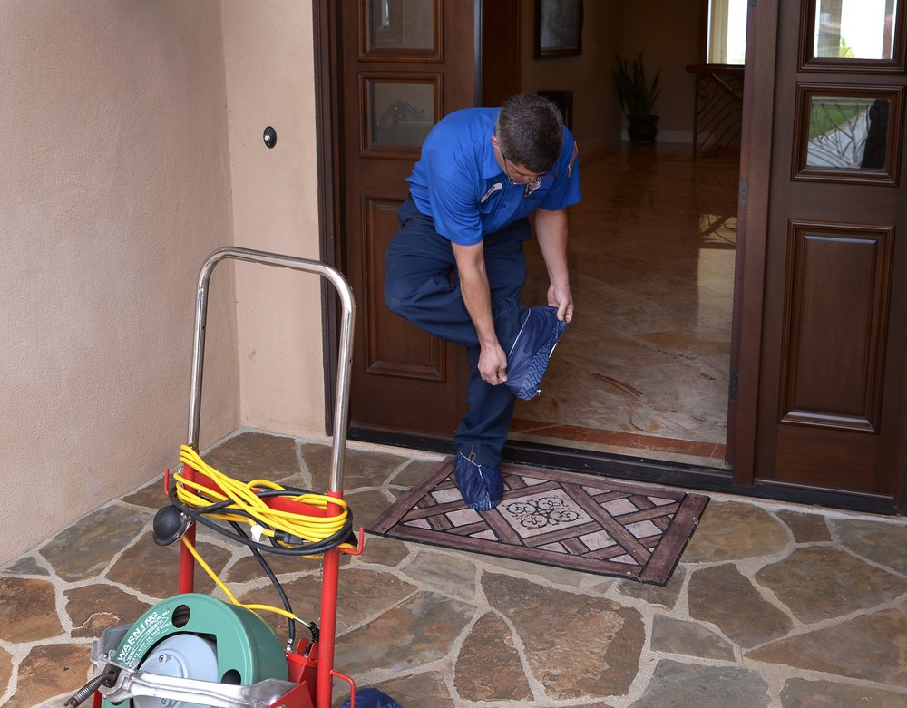 Drain Cleaning in Claremont