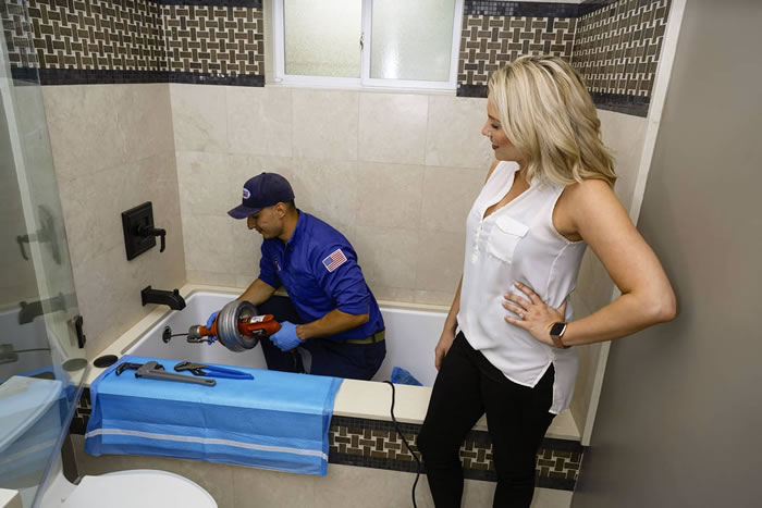 Drain Cleaning in Mission Valley
