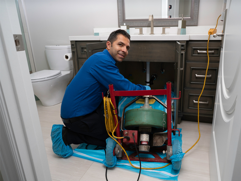 Drain Cleaning in Canoga Park