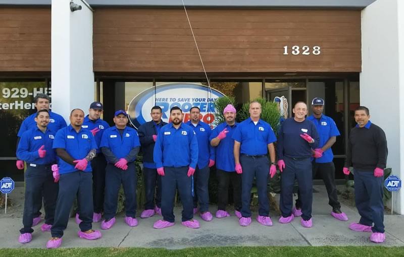 Drain Cleaning in Long Beach