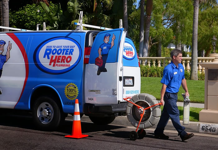 Drain Cleaning in Sacramento