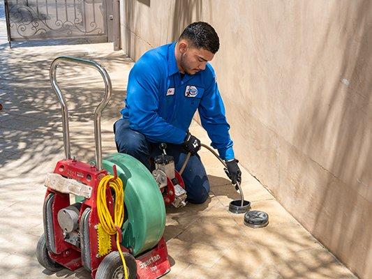 Drain Cleaning in Rancho Cordova
