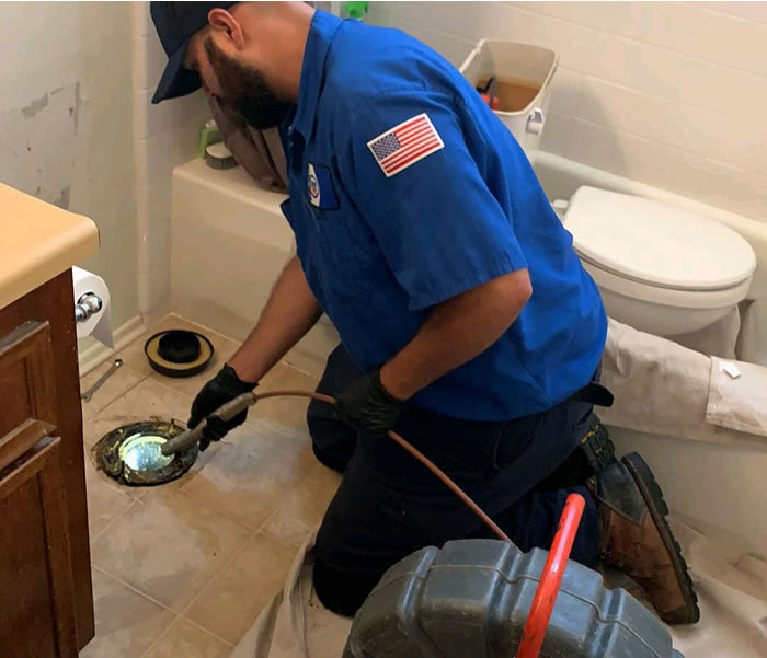 Drain Cleaning in Lincoln