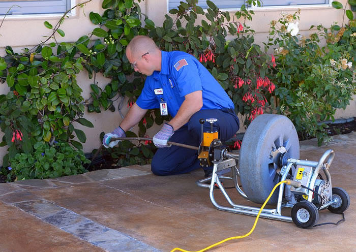 Drain Cleaning in Skinners