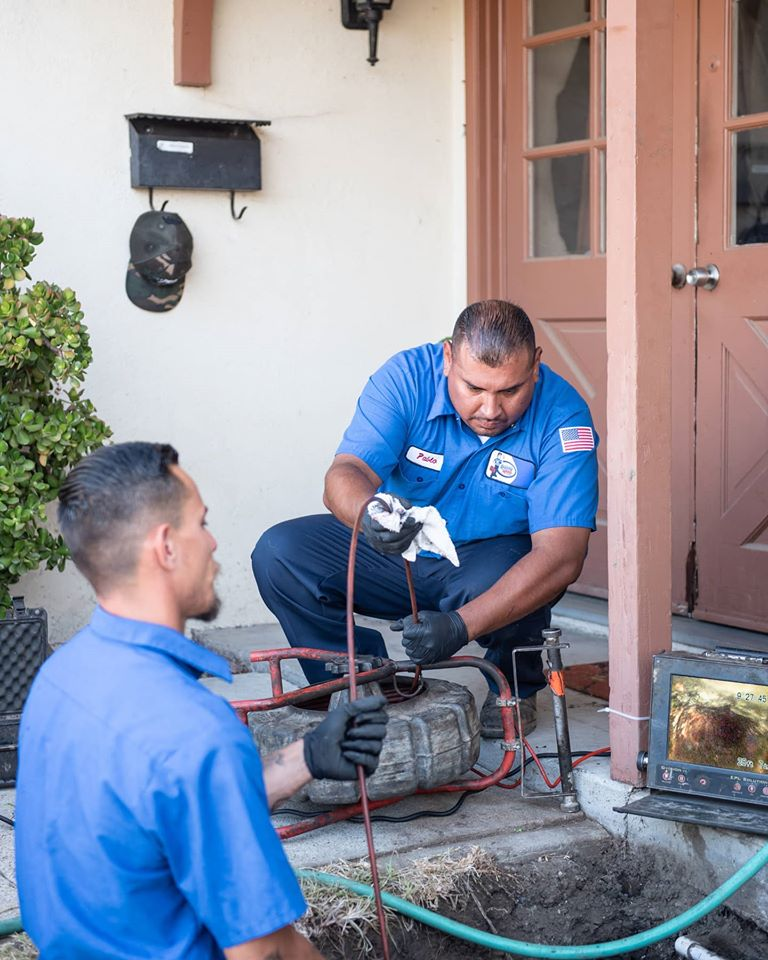 Drain Cleaning in Los Gatos