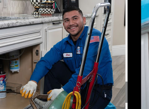 Drain Cleaning in Antioch
