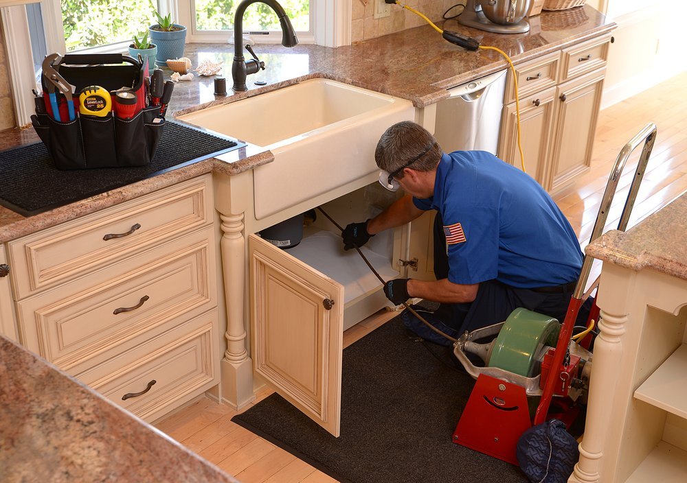 Drain Cleaning in Richmond