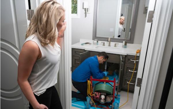 Drain Cleaning in Montecito