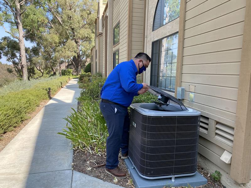 HVAC Services in Santee