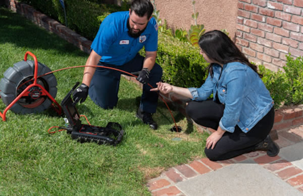 Drain Cleaning in Dana Point