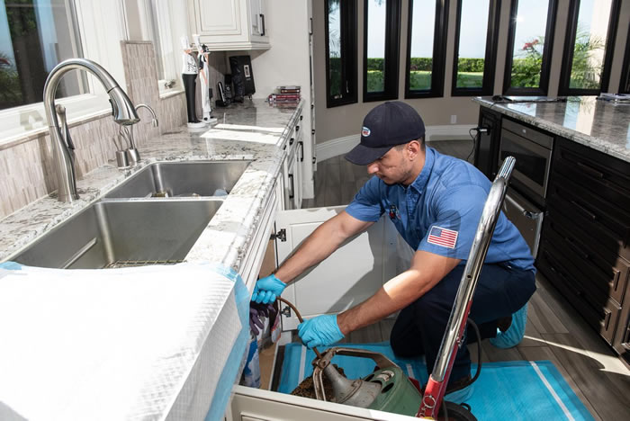 Drain Cleaning in Aliso Viejo