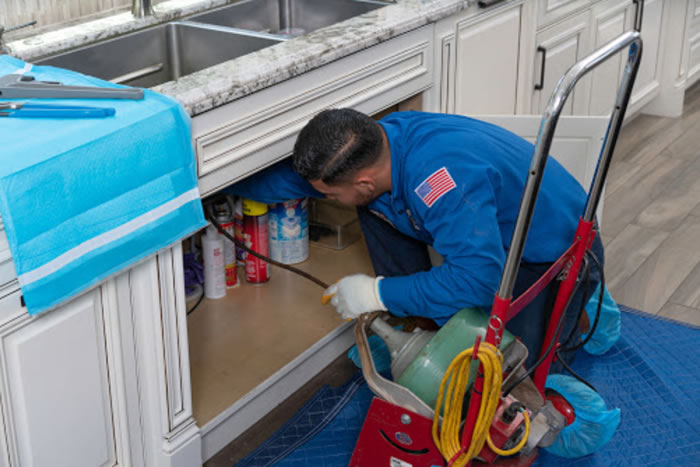 Drain Cleaning in La Puente