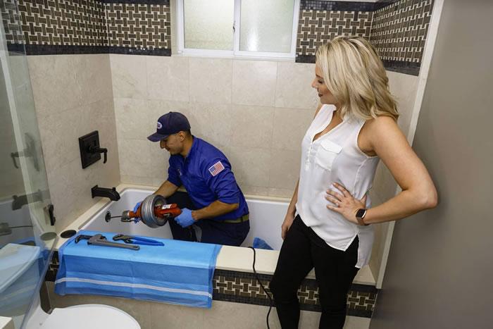 Drain Cleaning in San Ramon