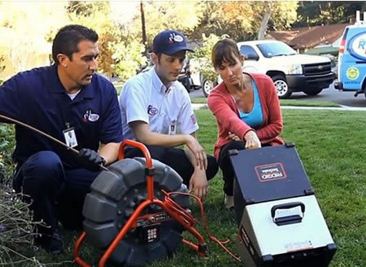 Drain Cleaning in Las Flores
