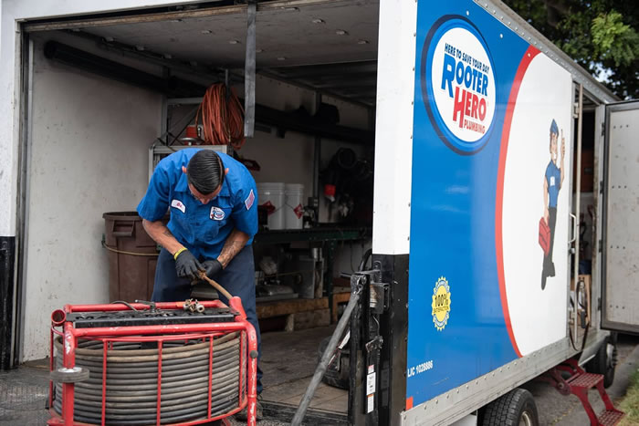 Drain Cleaning in Huntington Park
