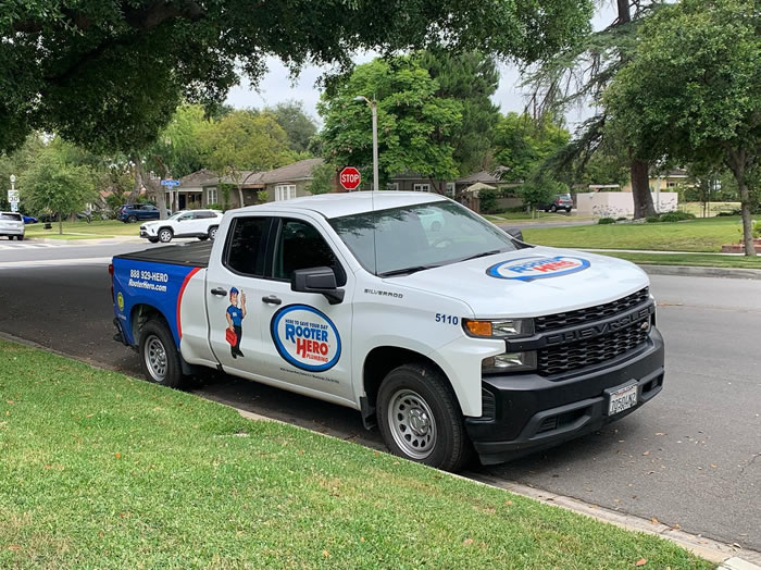 Drain Cleaning West Hills