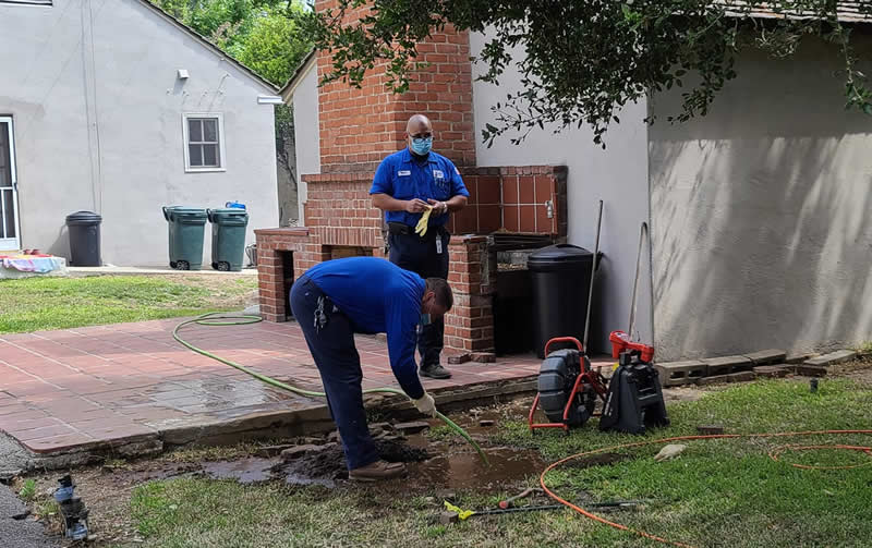 Sewer Repair in San Marcos