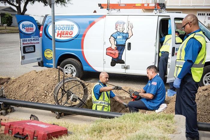 Sewer Repair in San Ysidro