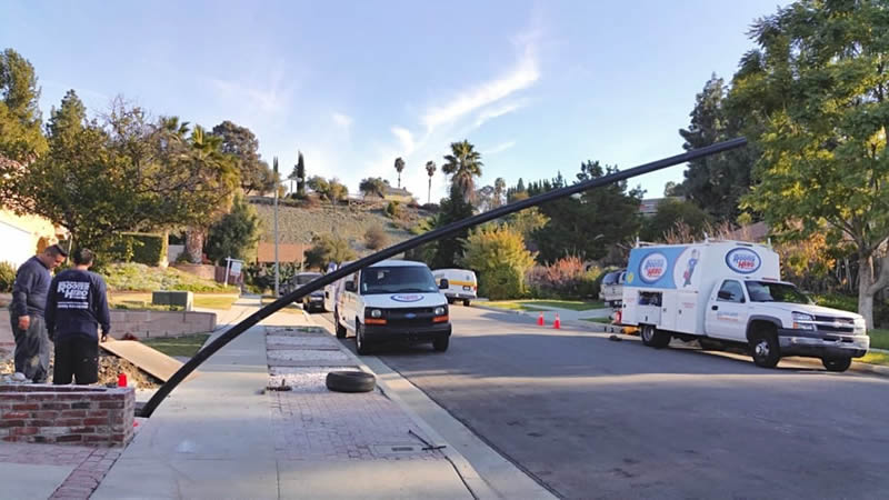 Trenchless Sewer Repair in Gilroy, CA