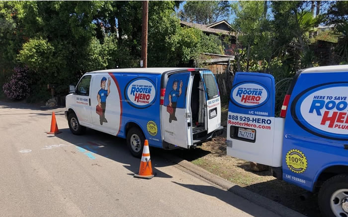 Trenchless Sewer Repair in Oak View, CA