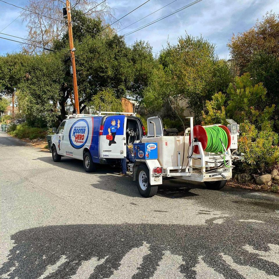 Trenchless Sewer Repair in San Pablo, CA