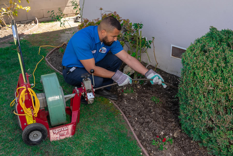 Trenchless Sewer Repair in West Covina, CA