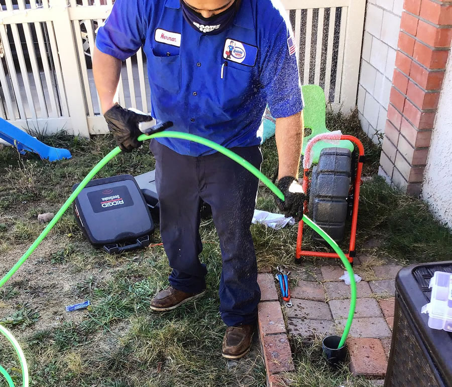Trenchless Sewer Repair in La Verne, CA