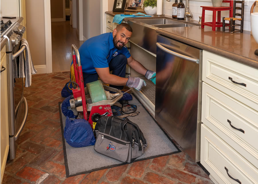 Drain Cleaning in Compton