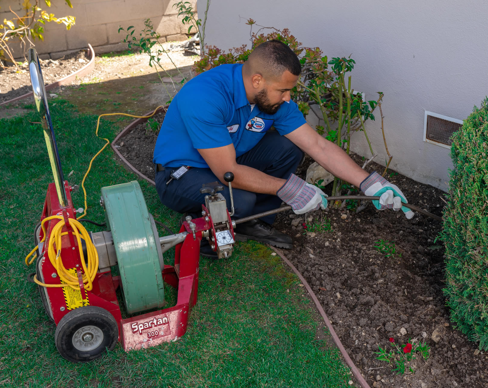 Trenchless Sewer Repair in South El Monte, CA