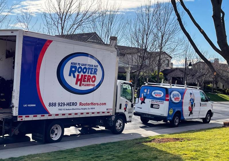 Trenchless Sewer Repair in San Bernardino, CA