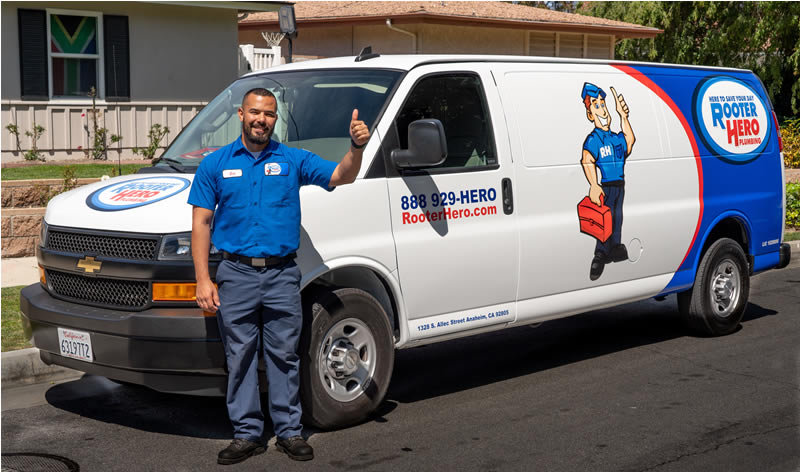 Trenchless Sewer Repair in Rolling Hills, CA