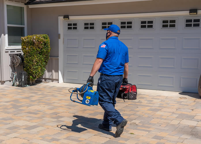 Trenchless Sewer Repair in Cypress, CA