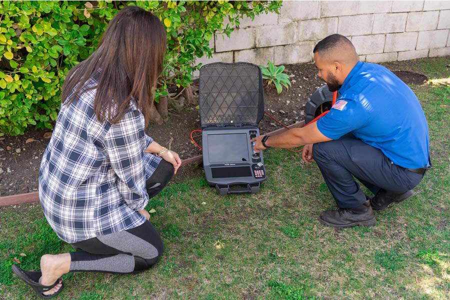 Trenchless Sewer Repair in Fullerton, CA