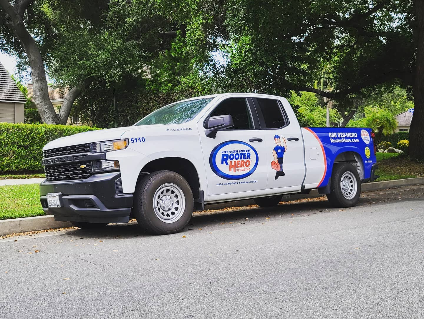 Trenchless Sewer Repair in Garden Grove, CA